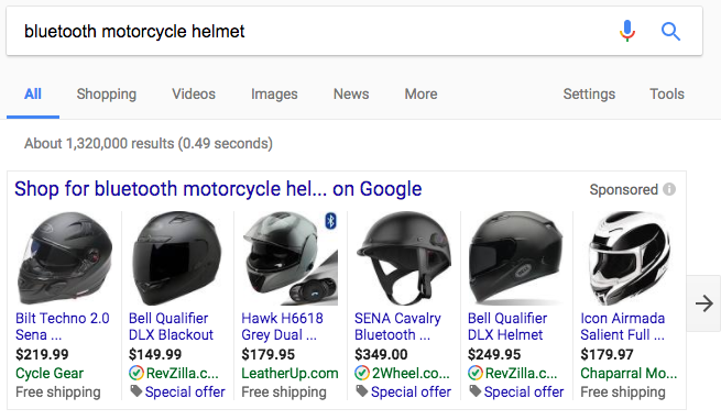 common bluetooth motorcycle helmets